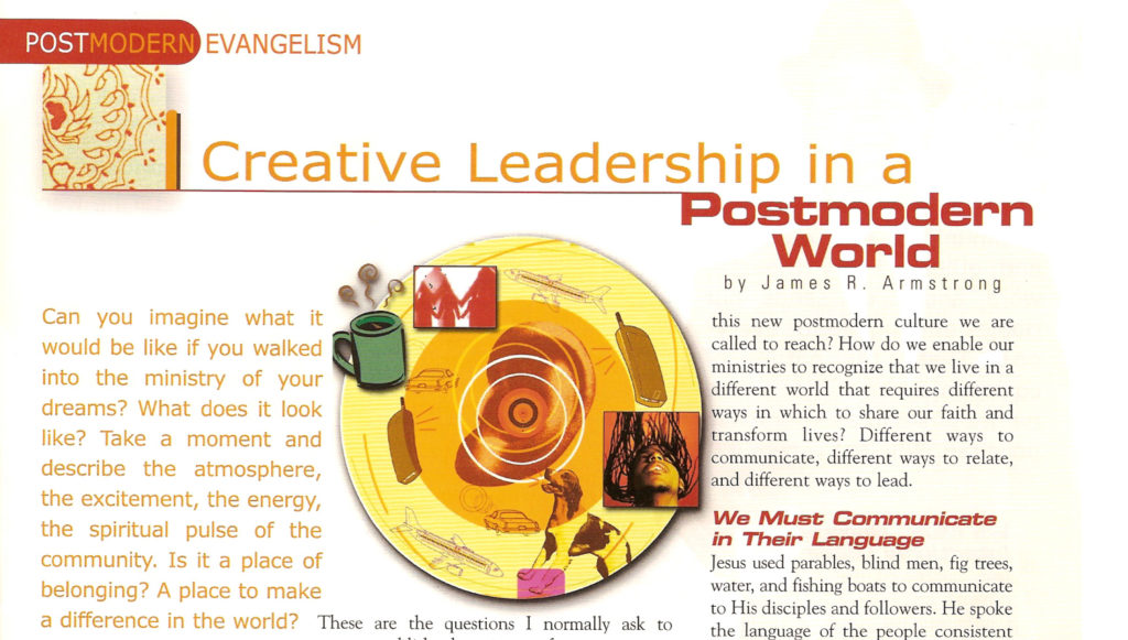 Creative Leadership in a Postmodern World